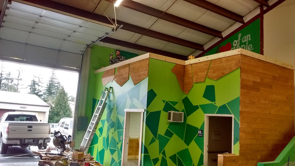Xylem Ciderworks Taproom by filly4585