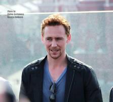 Tom Hiddleston in Moscow, LOKI by GodWitch