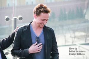 Tom Hiddleston by GodWitch
