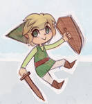 The Legend of Zelda - Toon Link