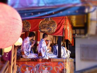 Gion festival in Kyoto by ettan2017