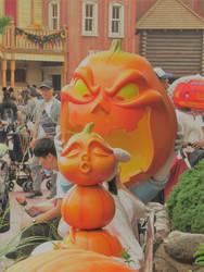 Dangerous pumpkin by ettan2017