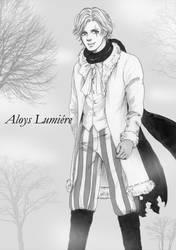 Metal Wolf - Aloys Lumiere by ettan2017