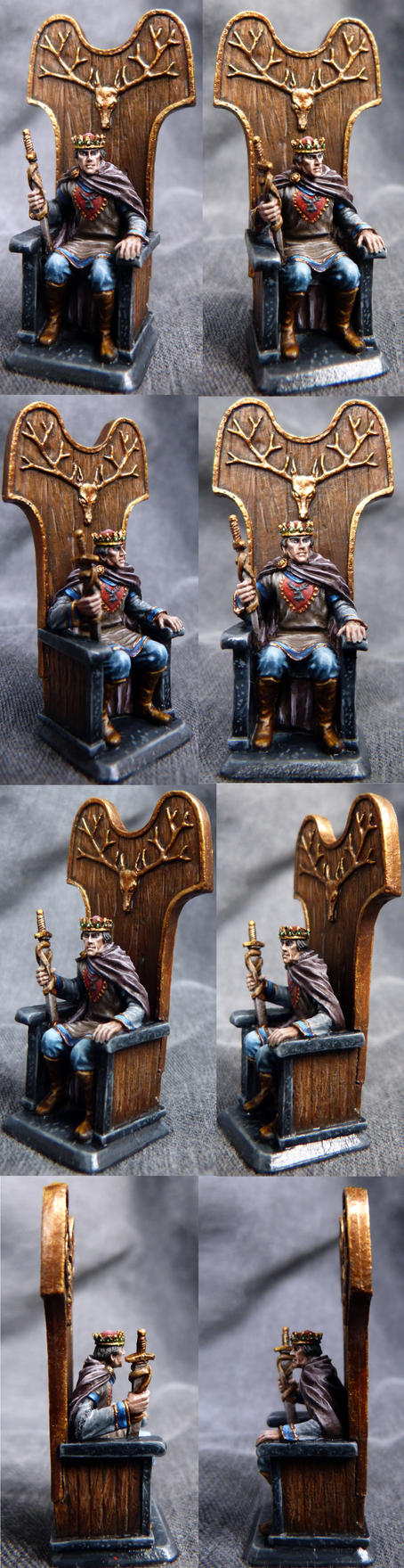 Stannis Baratheon by DaOldHorse