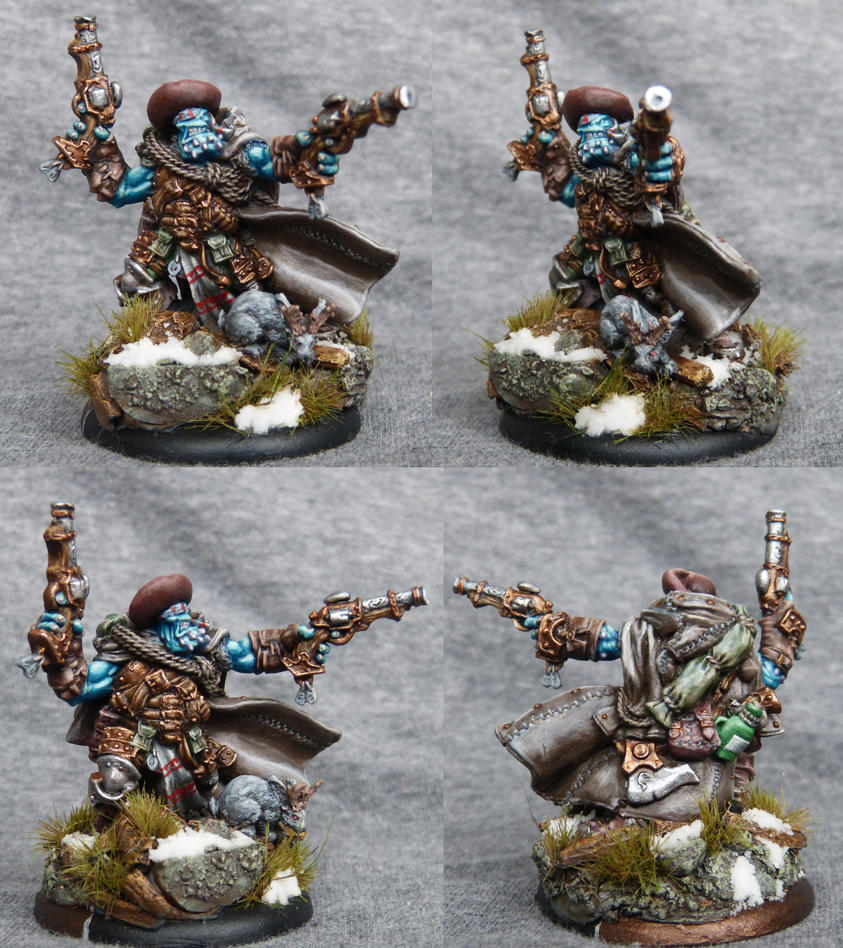 Jarl Skuld, devil of the Thornwood by DaOldHorse