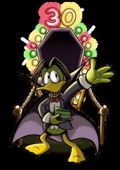 Count Duckula turns 30!