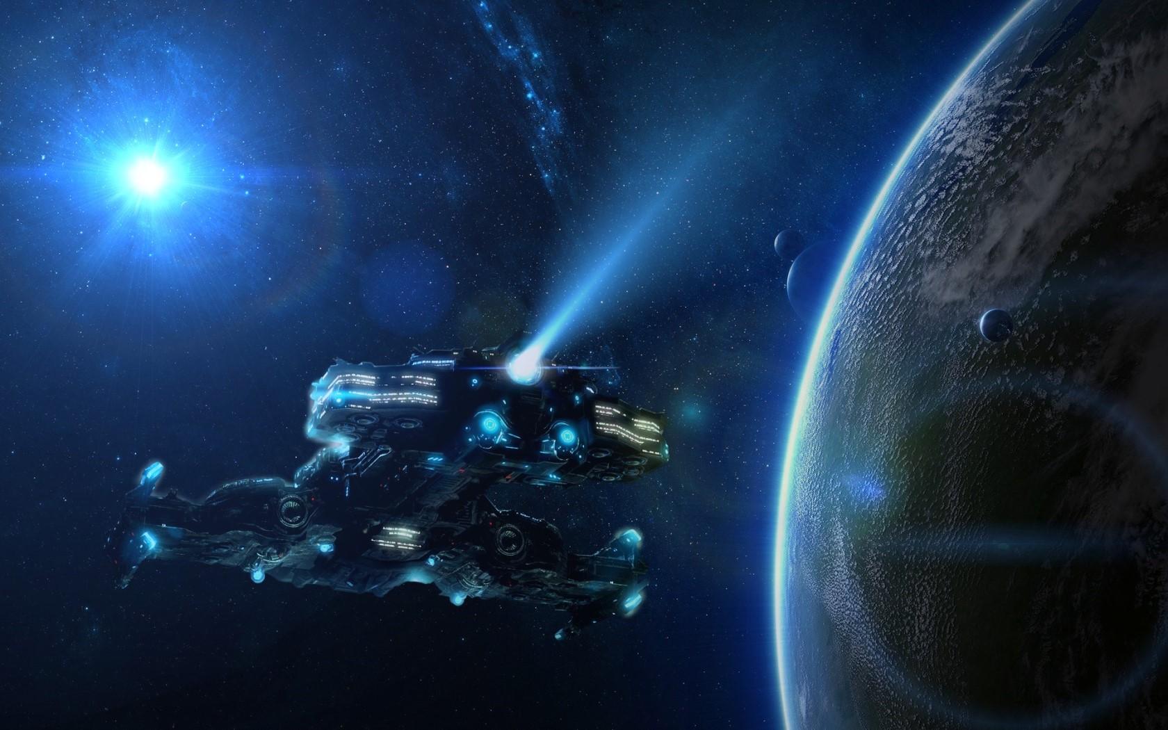 Battlecruiser v1 by cybercop71