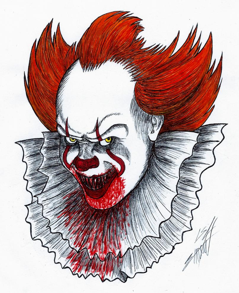 The Dancing Clown by NightShadow154