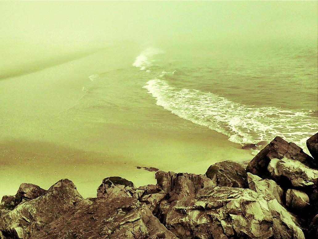 Beach by DiMiles