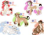 Cubs OTA colab part 2 (Open 1/6) by The-Golden-Tigress