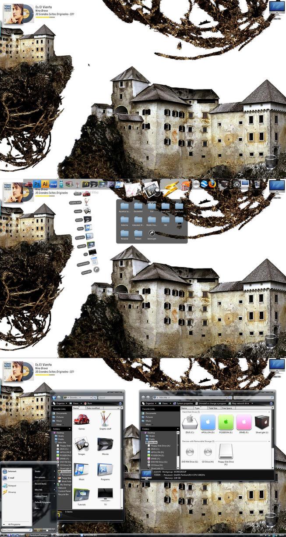 La Islas Desktop Screenshot by Stratisk