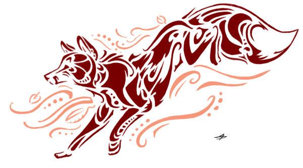 Fox by taa
