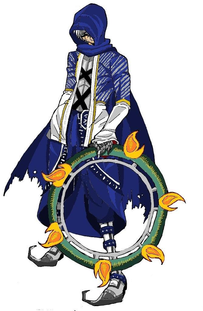 Anime Characters Soul Calibur 5 : Soul calibur character design tiras weapon by