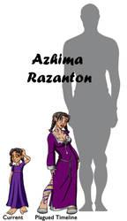 Azhima Razanton by sayla-renheart