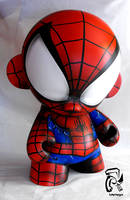 Mega Spiderman by FullerDesigns