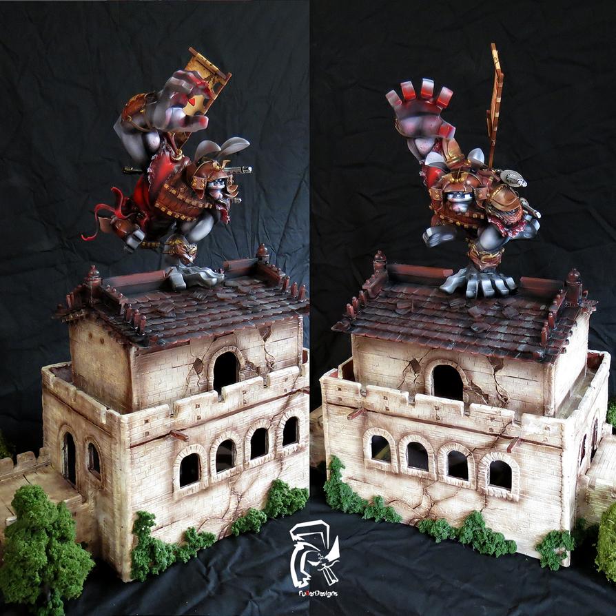 Warrior King by FullerDesigns