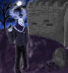 dead life by Kawa-draws