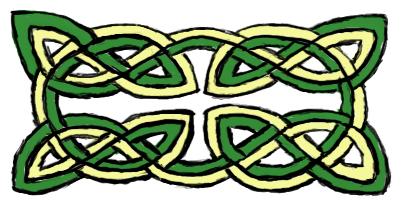 Celtic Knot by bananachip33