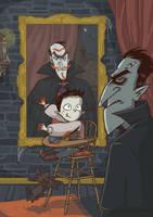 Grubby Vampire by ekzotik