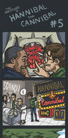The Adventures of Hannibal the Cannibal #5