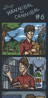 The Adventures of Hannibal the Cannibal #6