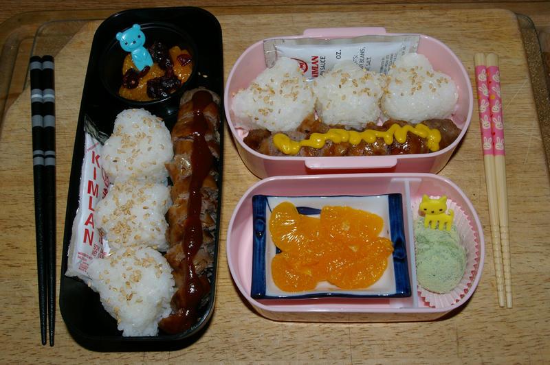 Breakfast Bento by TheSpyderDuster