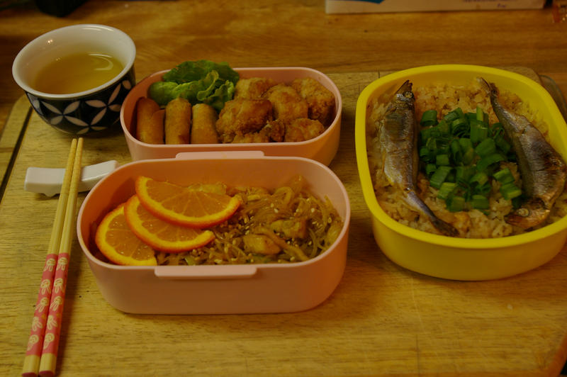 Pinoy Bento by TheSpyderDuster