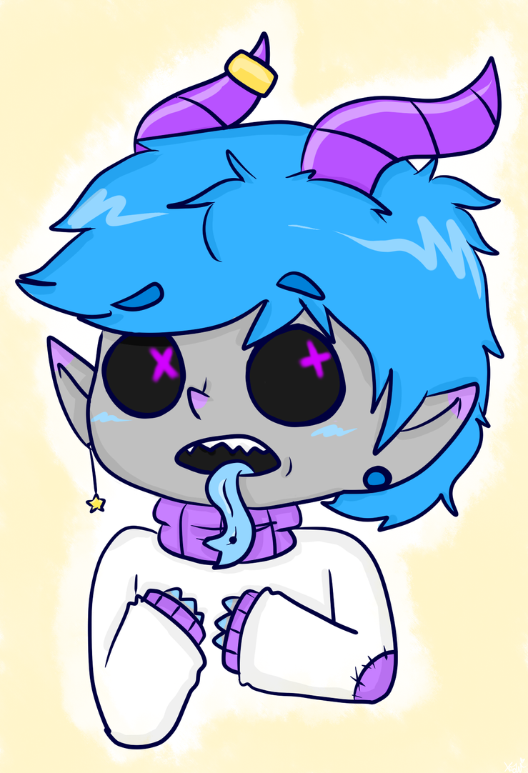 idk what to name this bean by JovialTrees