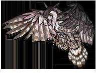 Moth FLight by Kerrzai