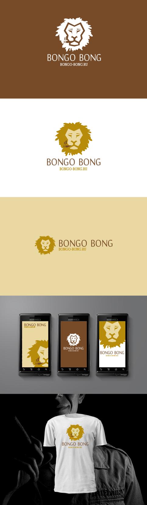 Logo Lion ( Bongo-Bong) by Shizoy