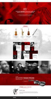 web design - Avalon