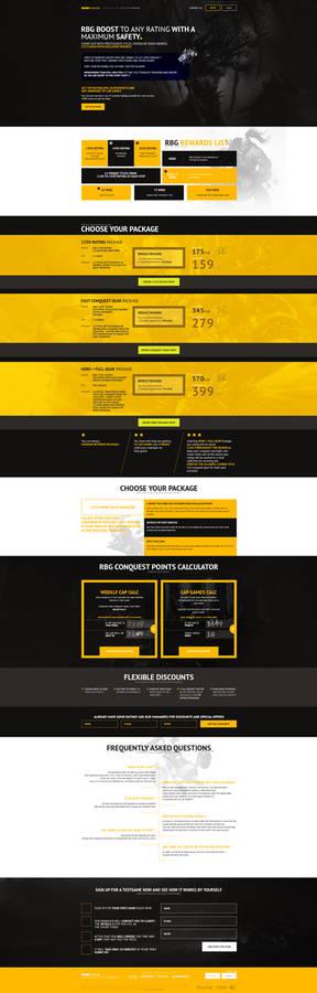 Web Design - wowvendor ( RGB )