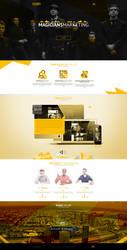 web design - Driks by Shizoy