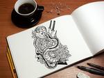 Sketch - Japan style by Shizoy