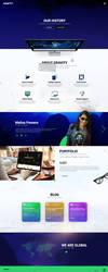 Gravity Studio - Web Design by Shizoy