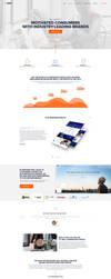 Digy - Landing Page by Shizoy