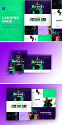 Game Store - Elementor Pro Layout by Shizoy