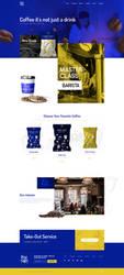 Coffee Shop - Elementor Pro Layout by Shizoy