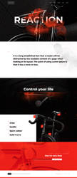 Bike Presentation - Elementor Pro Layout by Shizoy