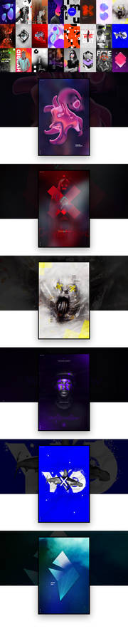 Poster Showreel 2020