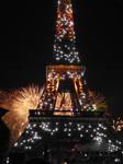 Eiffel tower by bueyedgirl