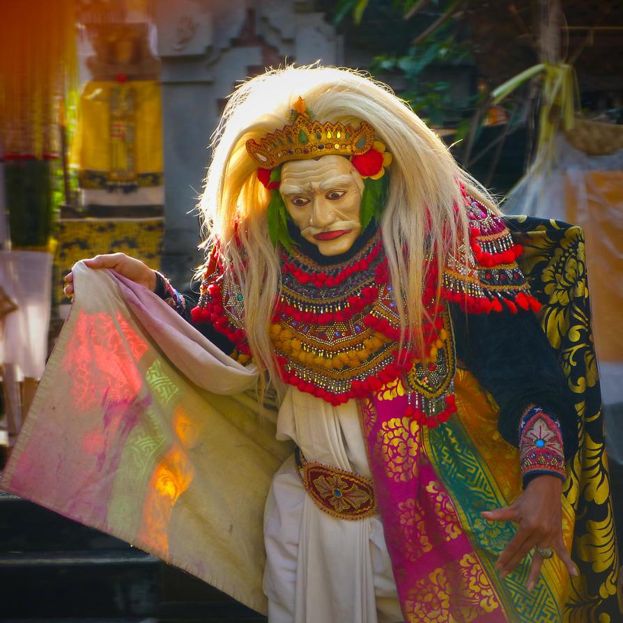 Village ceremony by bueyedgirl
