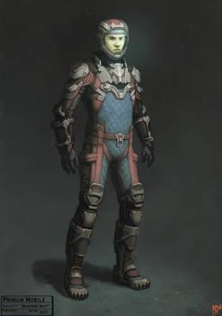 Primum Mobile: Bastard Suit