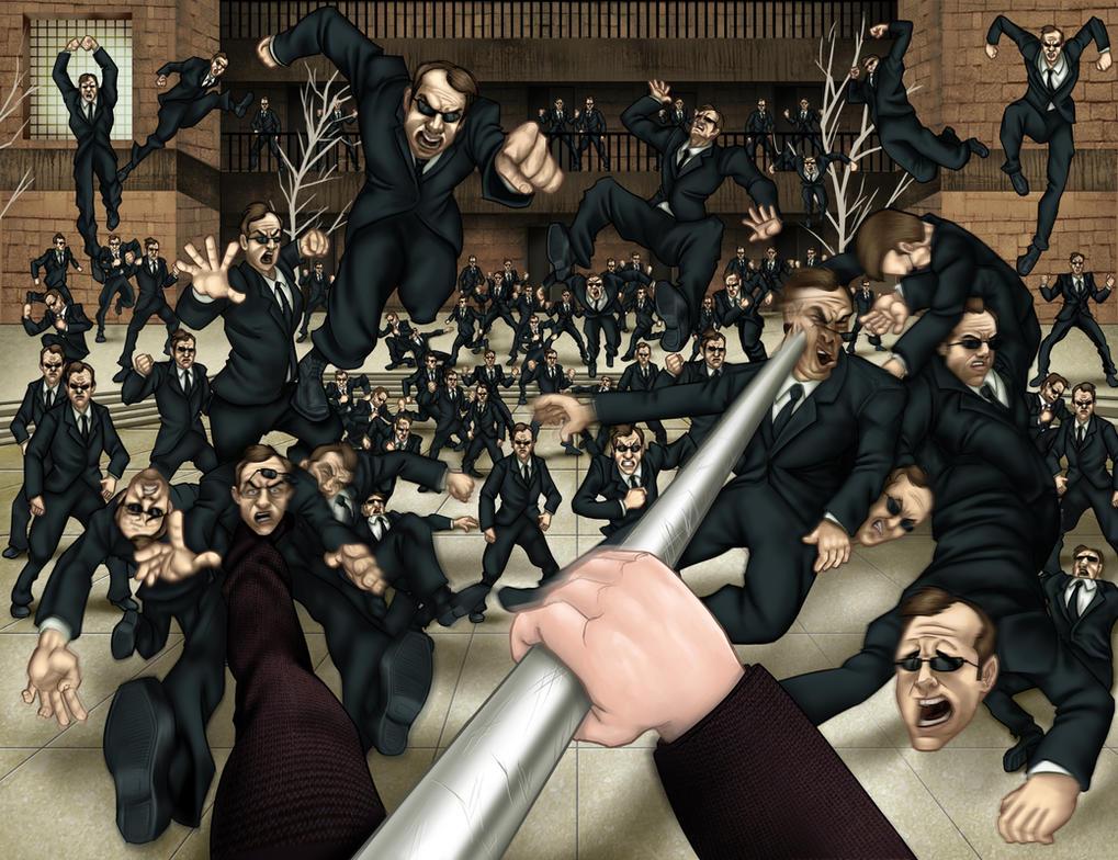Matrix by lucasgomesdesouza