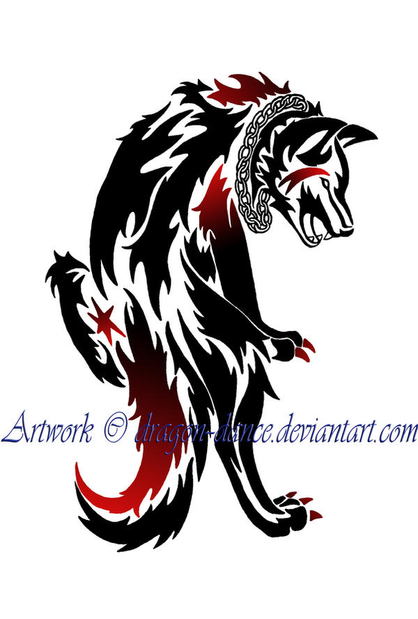 climbing wolf tattoo commission by dansudragon on deviantart. Black Bedroom Furniture Sets. Home Design Ideas