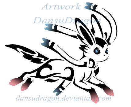 895937c9c CourtneysConcepts 773 24 Tribal Sylveon Tattoo Commission by DansuDragon