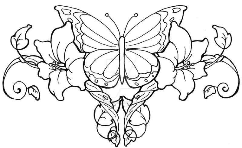 428d470ec Butterfly Vines by SuperSibataru on DeviantArt