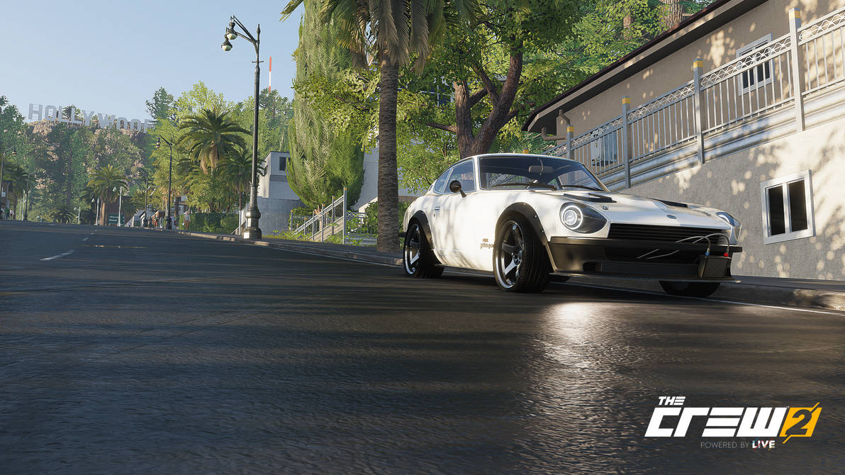 The Crew 2 Nissan Fairlady by tR1Pl3P on DeviantArt