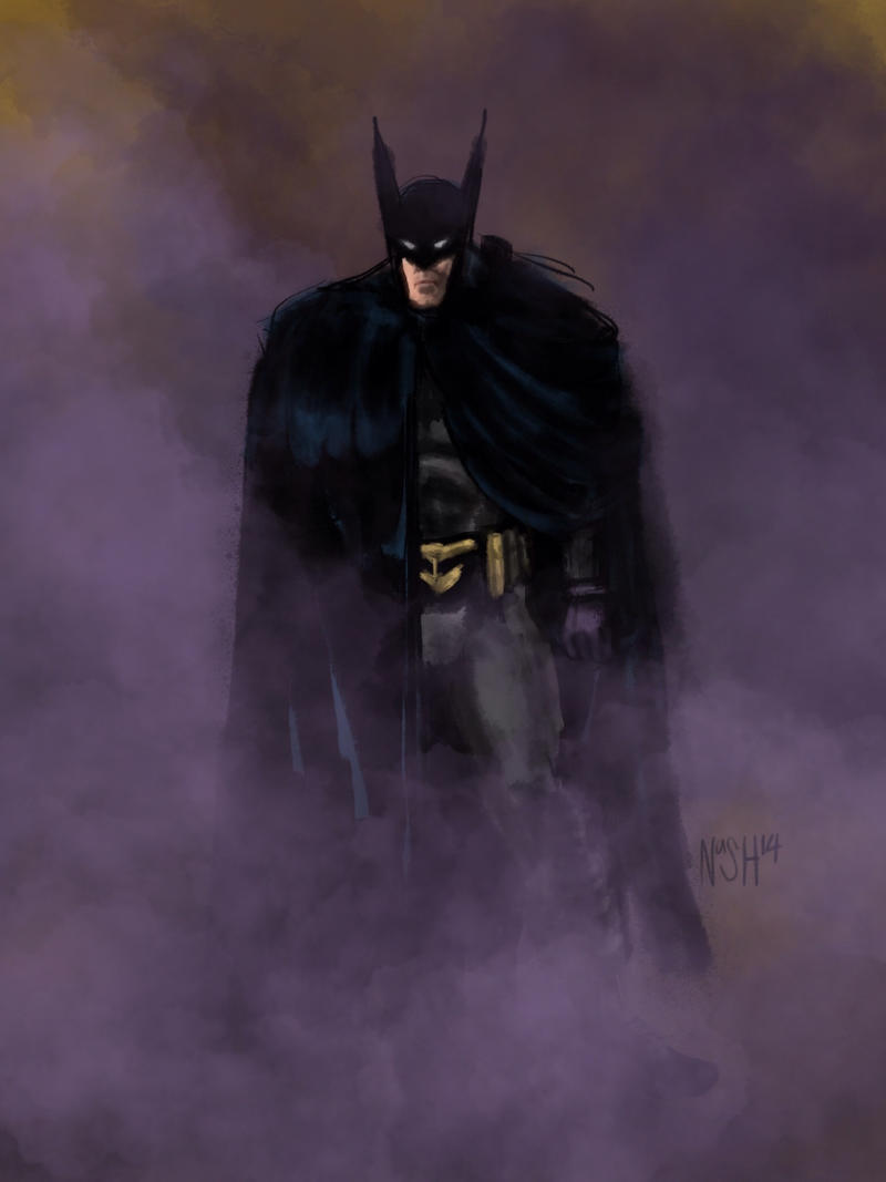 Zero Year Batman by Taliaspadre on DeviantArt