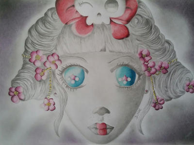 Geisha by darkmae76
